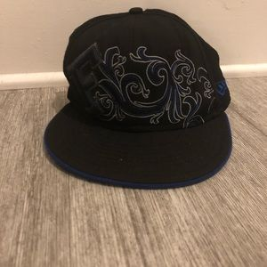 University of Florida UF Gators Hat Black Blue
